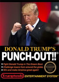 Donald Trump's Punch-Out!!