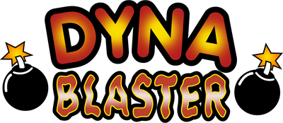 Dyna Blaster - Clear Logo
