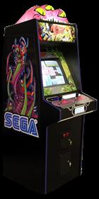 Alien Syndrome - Arcade - Cabinet
