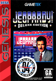 Jeopardy!: Deluxe Edition