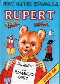 Rupert and the Toymaker's Party