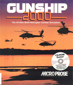 Gunship 2000 (CD-ROM Edition)