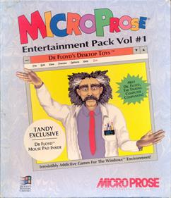MicroProse Entertainment Pack Vol #1: Dr Floyd's Desktop Toys