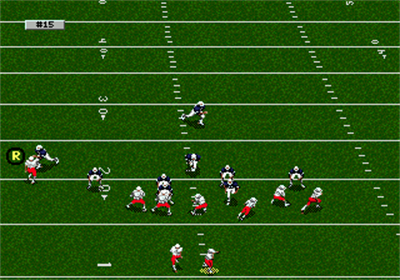 College Football's National Championship II - Screenshot - Gameplay