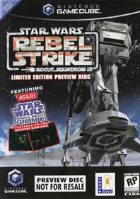 Star Wars Rogue Squadron III: Rebel Strike Limited Edition Preview Disc