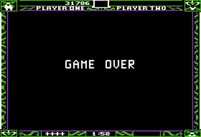 Gremlins - Screenshot - Game Over