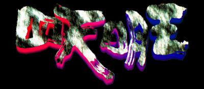Shadow Blasters - Clear Logo