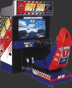 Indy 500 - Arcade - Cabinet