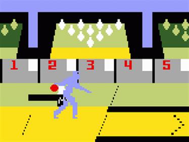 PBA Bowling - Screenshot - Gameplay