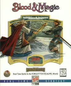 Advanced Dungeons & Dragons: Blood & Magic