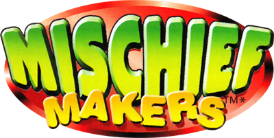 Mischief Makers - Clear Logo