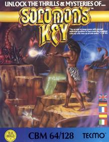 Solomon's Key - Box - Front
