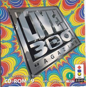 Live! 3DO Magazine CD-ROM #09