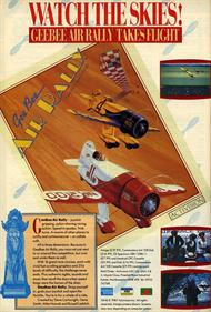 Gee Bee Air Rally - Advertisement Flyer - Front