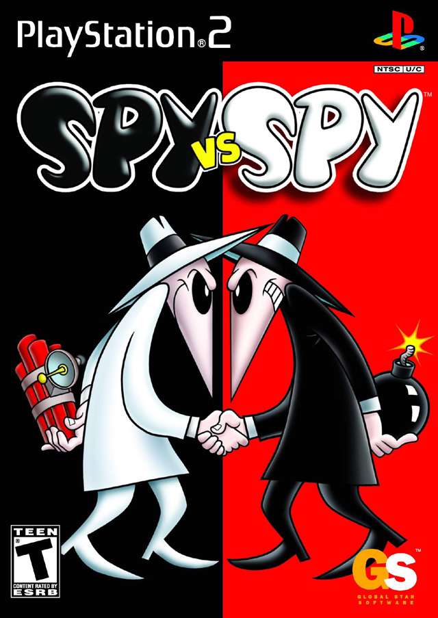 Spy Vs Spy Game