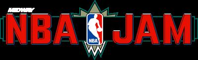 NBA Jam - Clear Logo