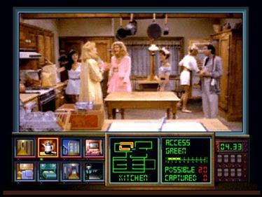 Night Trap - Screenshot - Gameplay