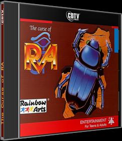 The Curse of Ra - Box - 3D