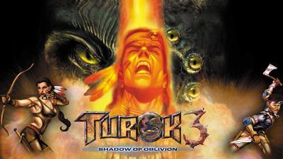 Turok 3: Shadow of Oblivion - Fanart - Background