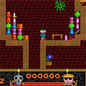 Asylum - Screenshot - Gameplay