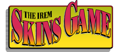 the irem skins game details launchbox games database