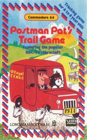 Postman Pat's Trail Game