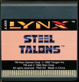 Steel Talons - Cart - Front