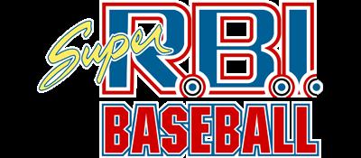 Super R.B.I. Baseball - Clear Logo