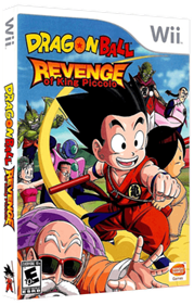 Dragon Ball: Revenge of King Piccolo - Box - 3D