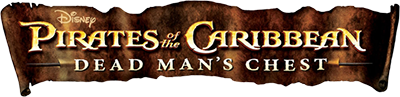 Pirates of the Caribbean: Dead Man's Chest - Clear Logo