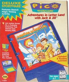 Adventures in Letterland with Jack & Jill