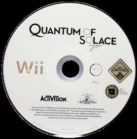 007: Quantum of Solace - Disc
