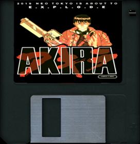 Akira - Fanart - Disc