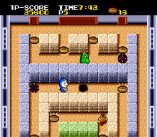 Doraemon: Meikyuu Daisakusen - Screenshot - Gameplay