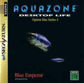 Aquazone: Desktop Life Option Disc Series 3: Blue Emperor