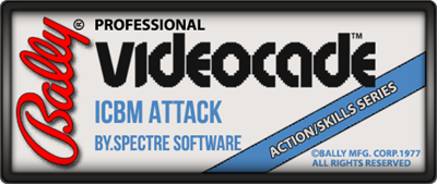 ICBM Attack - Clear Logo