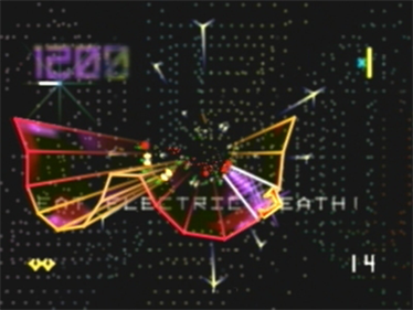 Tempest 3000 - Screenshot - Gameplay