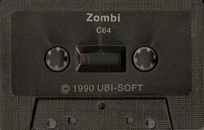 Zombi  - Cart - Front