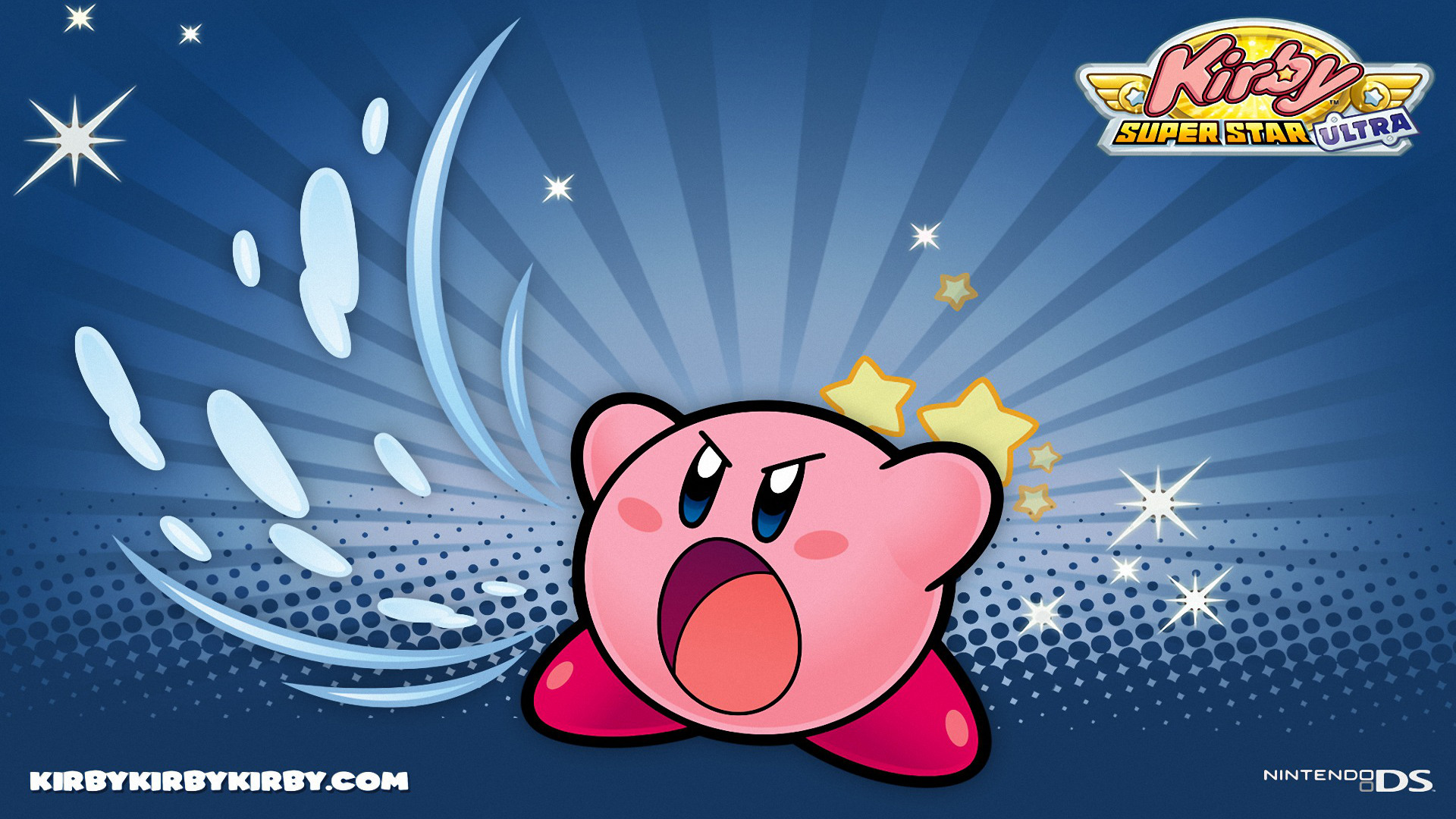 kirby super star ultra details