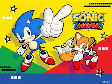 Sonic Mania - Fanart - Background
