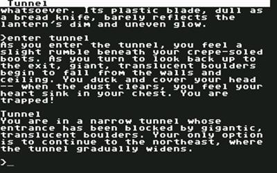 Zork: The Undiscovered Underground - Screenshot - Gameplay