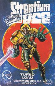 Strontium Dog and the Death Gauntlet