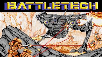 BattleTech: The Crescent Hawk's Inception - Screenshot - Game Title