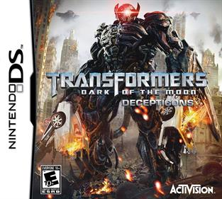 Transformers: Dark of the Moon: Decepticons