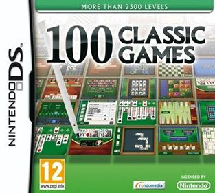 100 Classic Games - Box - Front