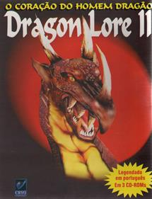 Dragon Lore II: The Heart of the Dragon Man - Box - Front