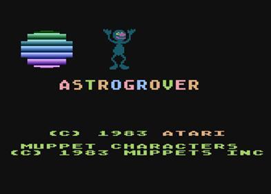 Astro Grover - Screenshot - Gameplay