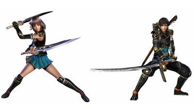 Samurai Warriors: Katana - Fanart - Background