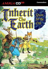 Inherit the Earth: Quest for the Orb - Fanart - Box - Front