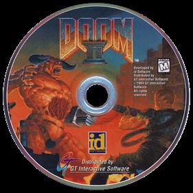 DOOM II: Hell on Earth - Disc